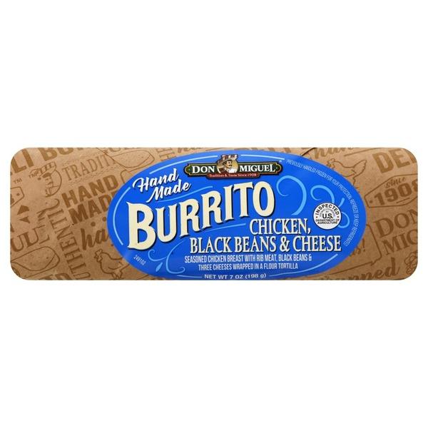 don miguel burrito chicken