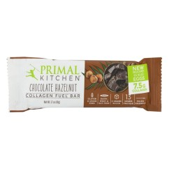 Primal Kitchen Bars Wall Decorations Collagen Fuel Bar Chocolate Hazelnut 1 7 Oz From
