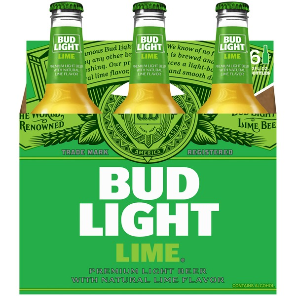 Bud Light Lime Beer Btl