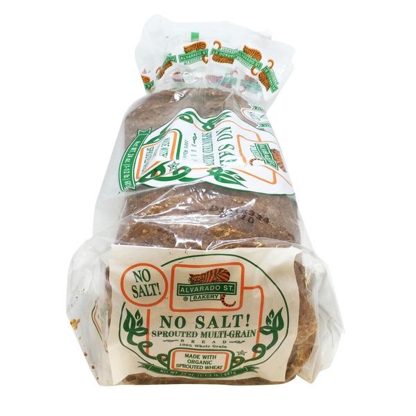 Alvarado St Bakery Organic No Salt Sprouted Multigrain