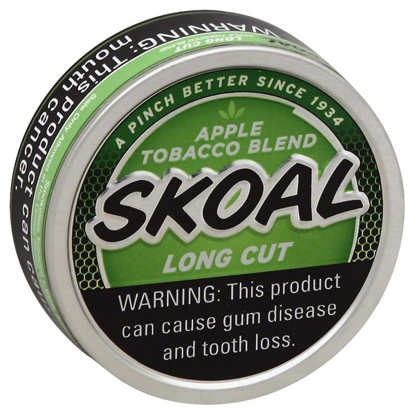 skoal tobacco apple tobacco