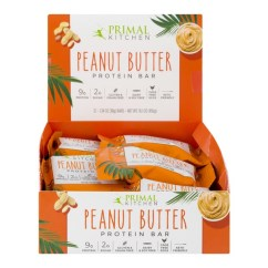 Primal Kitchen Bars Nightmare Before Christmas Protein Bar Peanut Butter 1 34 Oz From Sprouts