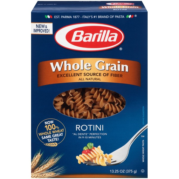 Barilla Whole Grain Rotini Pasta from Safeway Instacart