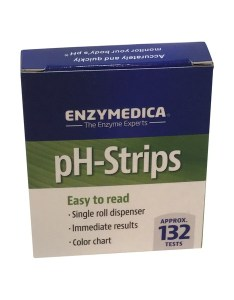 Enzymedica dietary supplement ph strips box also from natural grocers rh instacart