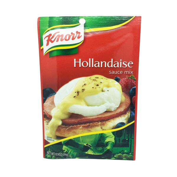 Knorr Hollandaise Sauce Mix from HEB Instacart