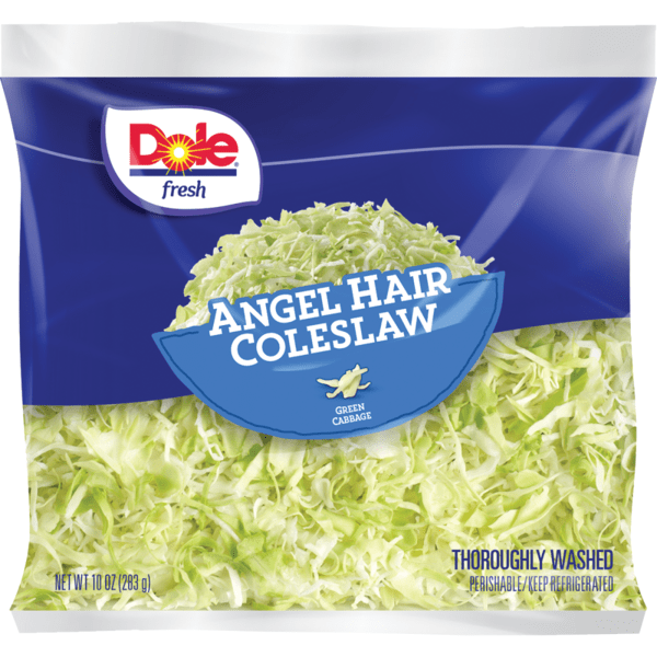 Dole Angel Hair Coleslaw