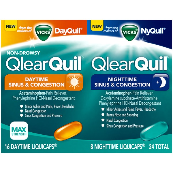Can I Take Allergy Medicine And Dayquil - MedicineWalls