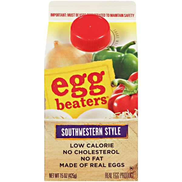Egg Beaters Southwestern Style Egg Product 15 oz from