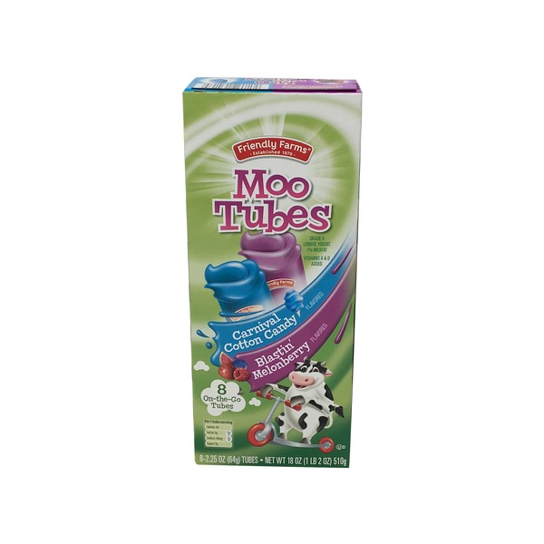 friendly farms moo tubes