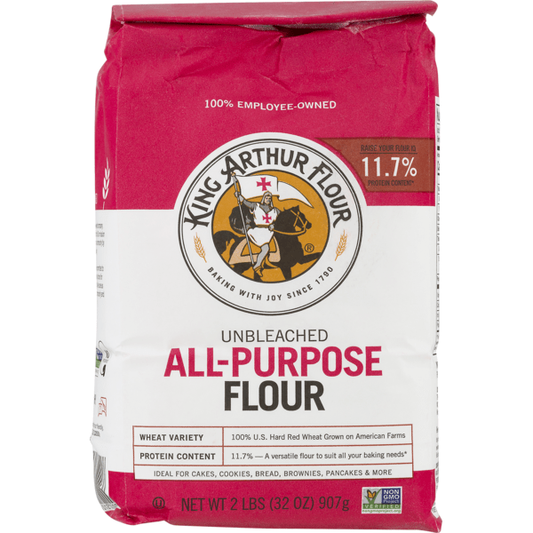 Protein In King Arthur All Purpose Flour - ProteinWalls