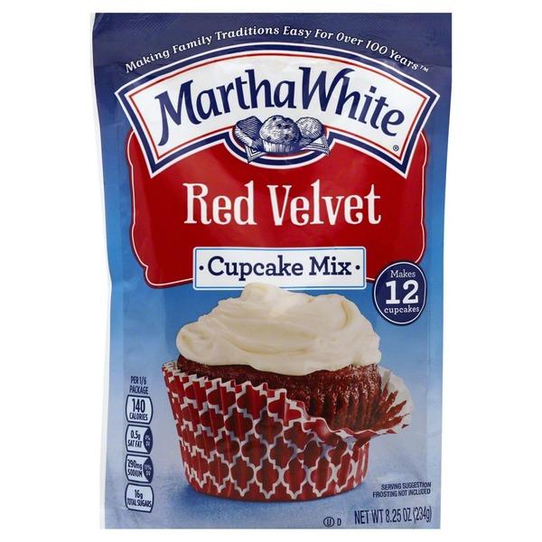 martha white red velvet