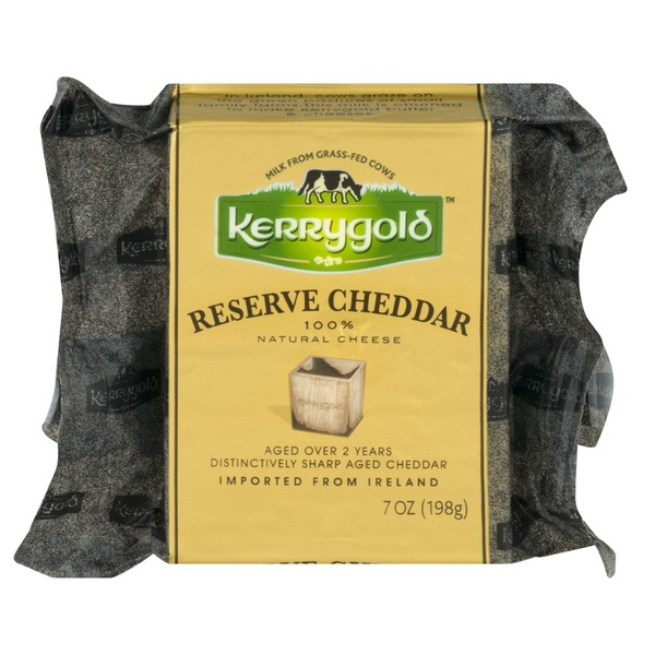 Kerrygold Cheese Reserve Cheddar from Whole Foods Market