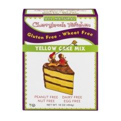Cherrybrook Kitchen Building Your Own Cabinets Yellow Cake Mix 16 0 Oz From Whole Foods