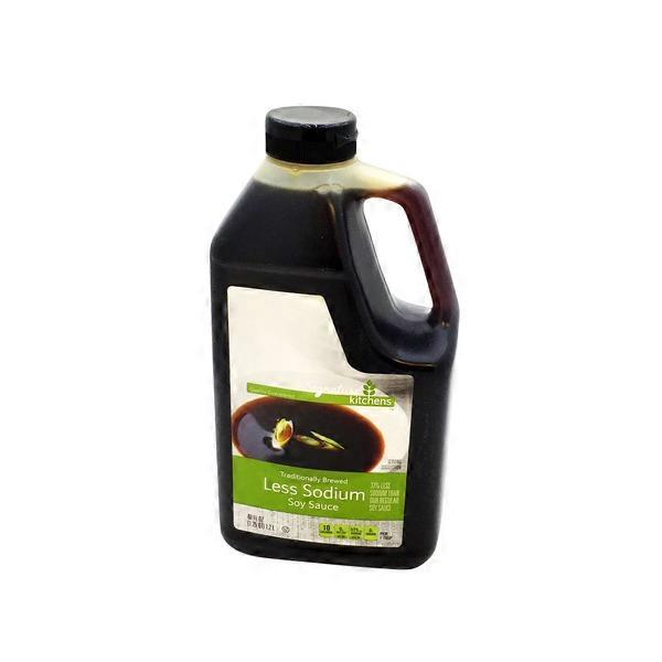kitchens for less remodeling kitchen cabinets signature sodium soy sauce from albertsons instacart