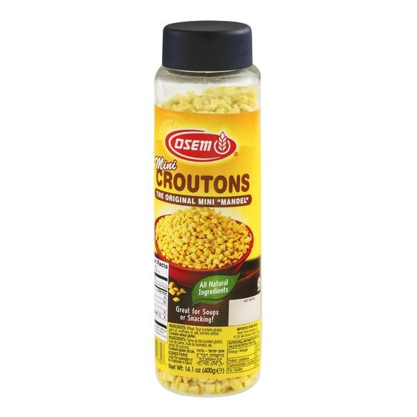 Osem Mini Croutons from Safeway Instacart