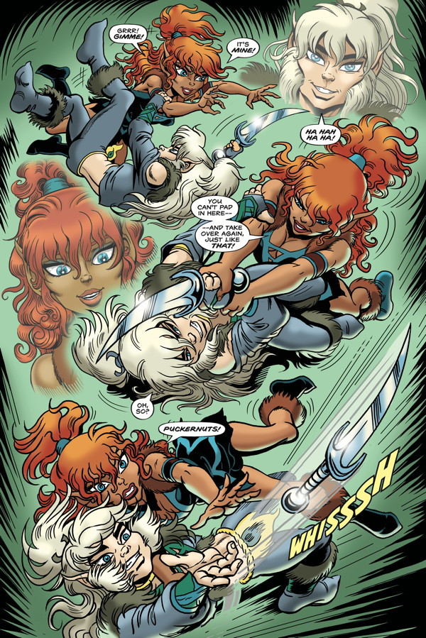ElfQuest The Final Quest 19  Profile  Dark Horse Comics