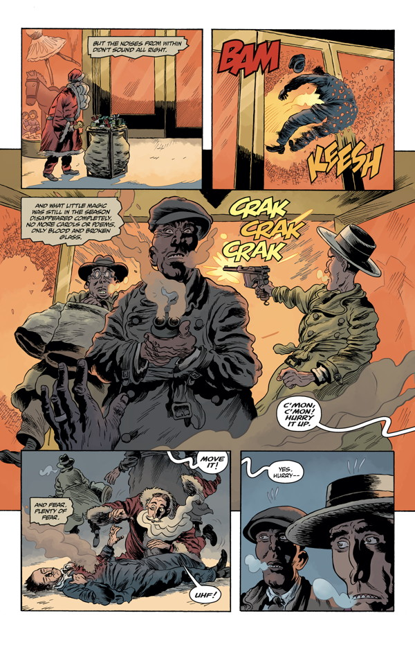 Lobster Johnson A Chain Forged in Life OneShot