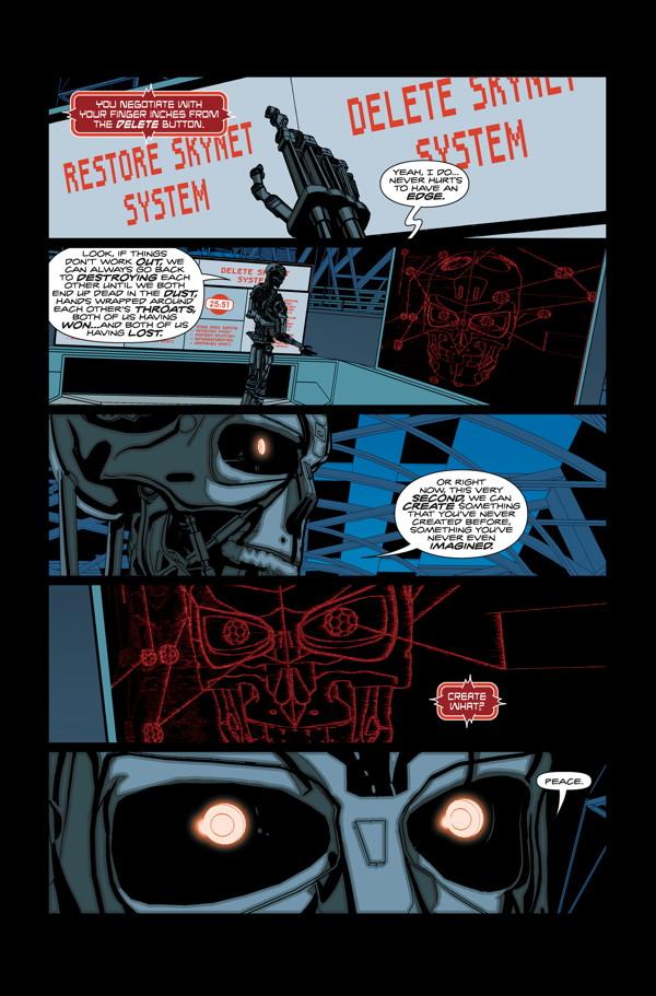Terminator Salvation The Final Battle 12 Profile