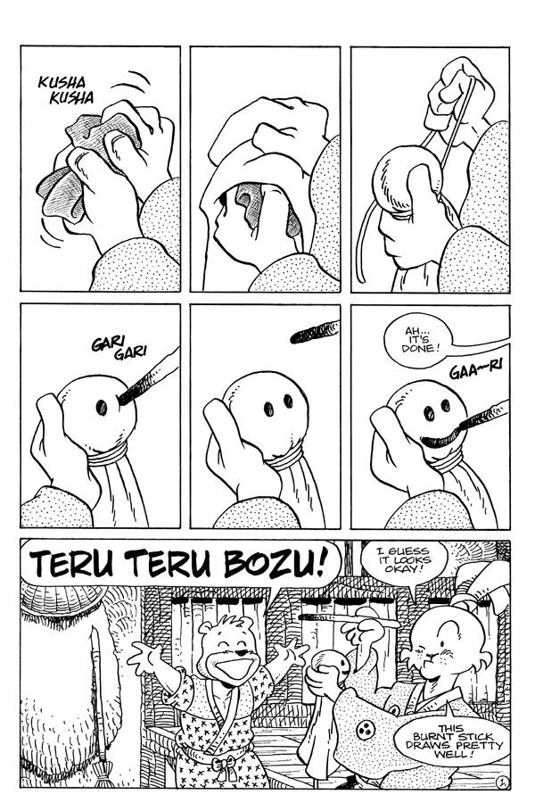 Usagi Yojimbo #128 :: Profile :: Dark Horse Comics