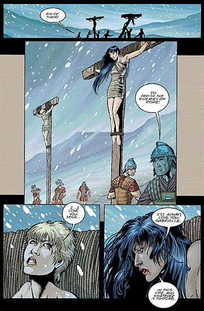 Xena Warrior Princess  The Warrior Way of Death TPB  Profile  Dark Horse Comics
