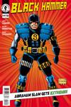 Black Hammer #10 (Jeff Lemire variant cover),