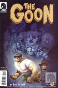 Image result for the goon dark horse