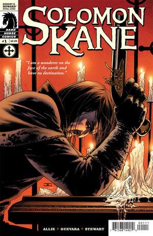 Solomon Kane 1  Profile  Dark Horse Comics