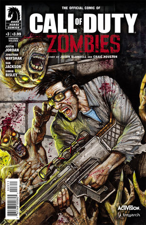 Call of Duty Zombies 3  Profile  Dark Horse Comics