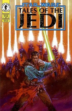 Star Wars Tales of the Jedi 1 of 5  Profile  Dark Horse Comics