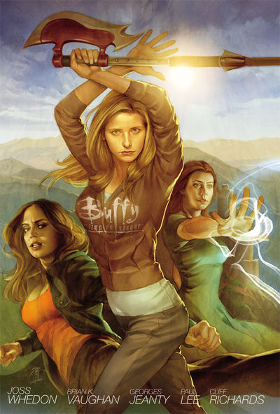 Complete Buffyverse Comics Reading Order
