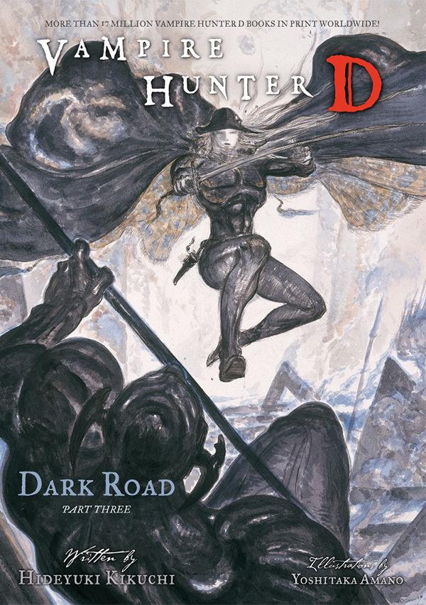 Vampire Hunter D Volume 15: Dark Road Part 3 :: Profile :: Dark Horse Comics