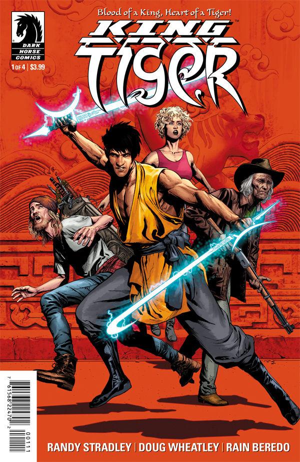King Tiger 1  Profile  Dark Horse Comics