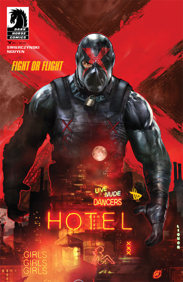 X 1 Dave Wilkins cover  Profile  Dark Horse Comics