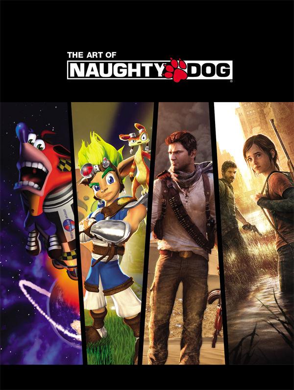 The Art of Naughty Dog HC  Profile  Dark Horse Comics
