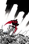 Batman Beyond #9 (Johnson Variant Cover Edition)