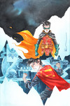 Super Sons #5 (Nguyen Variant Cover Edition)
