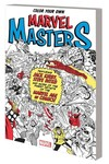 Color Your Own Marvel Masters TPB