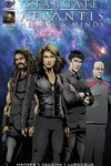 Stargate Atlantis Hearts & Minds #2 (Larocque Cover)