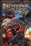 Pathfinder Runescars #2 (Cover C - Borges)