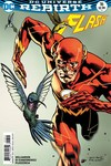 Flash #16 (Johnson Variant Cover Edition)