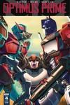 Optimus Prime #4 (Subscription Variant A)