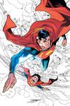 Superman #21 (Jimenez Variant Cover Edition)