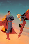 Supergirl #8 (Bengal Variant Cover Edition)