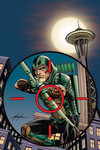 Green Arrow #21 (Grell Variant Cover Edition)