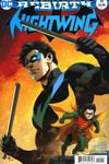 Nightwing #19 (Reis & Albert Variant Cover Edition)