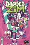 Invader Zim #21 (Boyle Variant Cover)