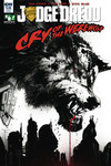 Judge Dredd Cry Of The Werewolf (Subscription Variant)