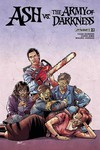 Ash vs. Army of Darkness #2 (Cover A - Schoonover)