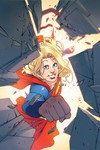 Supergirl #11 (Bengal Variant Cover Edition)