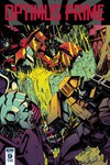 Optimus Prime #9 (Cover A - Zama)
